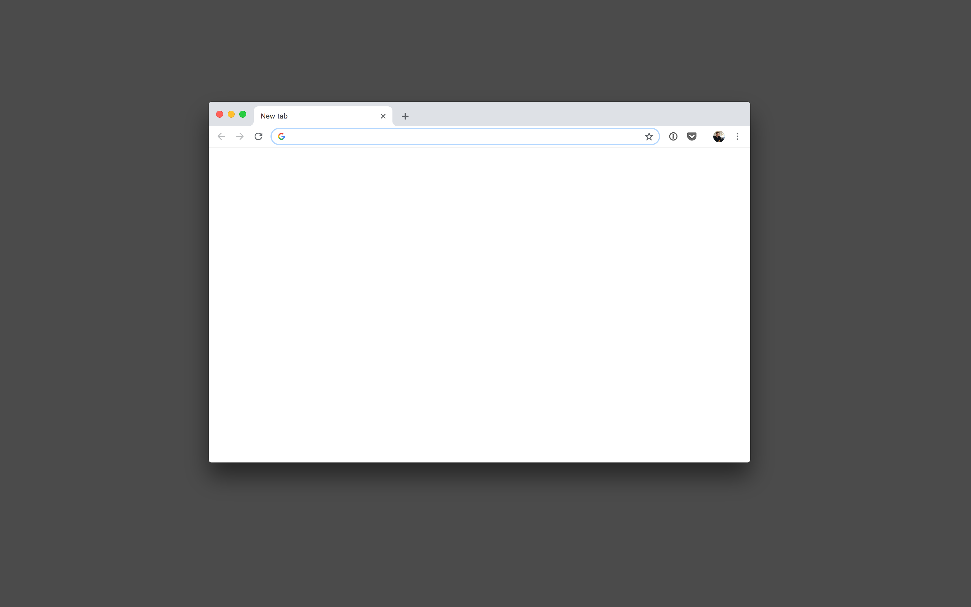 Screenshot of the Chrome Extension in action